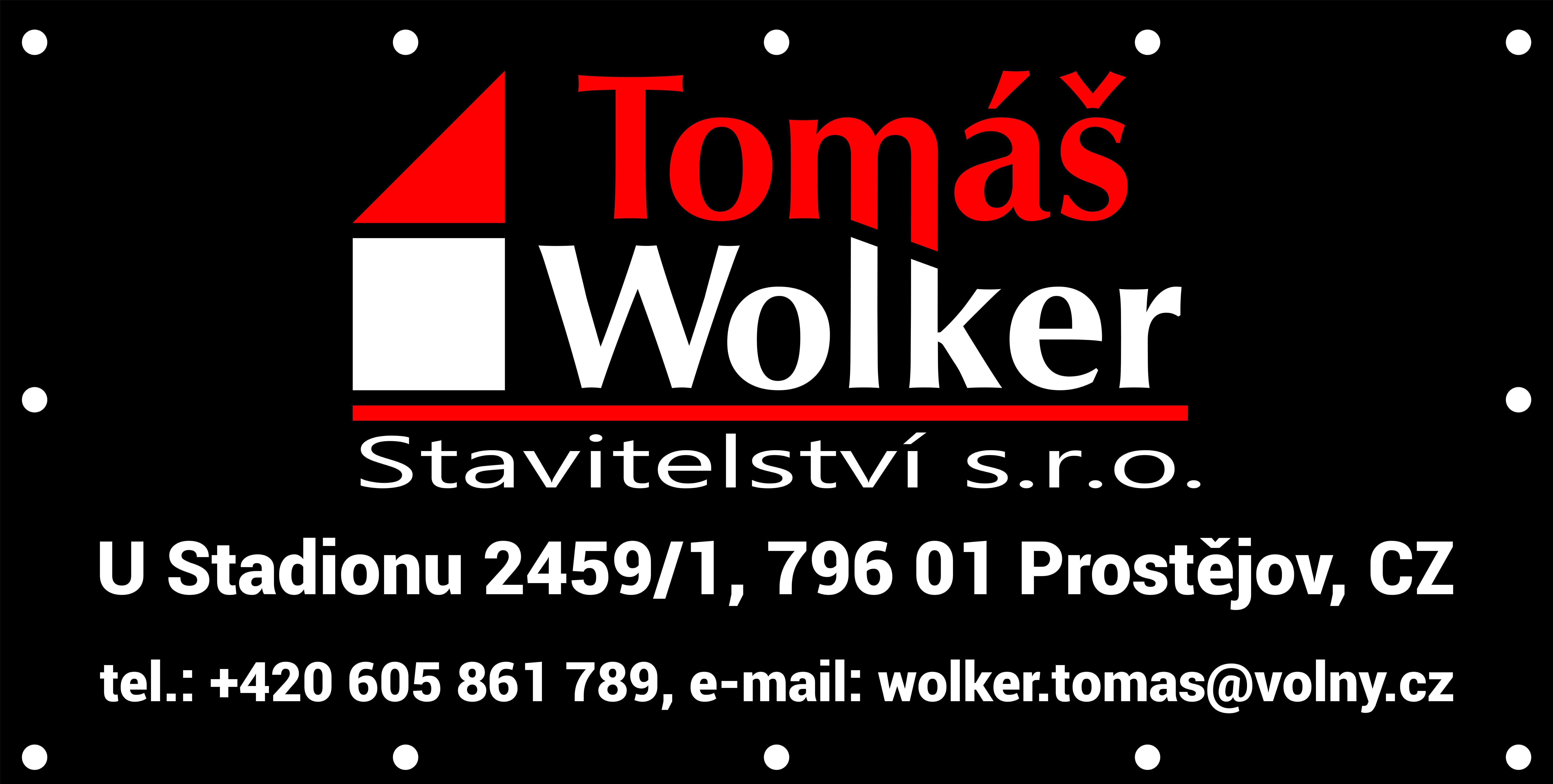 Tomáš Wolker - Stavitelství s.r.o.